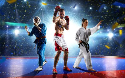 EB-1 Approval for Professional Karateka