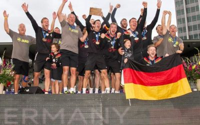 EB1-A Critical Roles: Germany Wins Third Consecutive IFA Men's Fistball World Championship