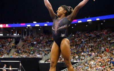 GOAT: Simone Biles' Extraordinary Ability in Gymnastics