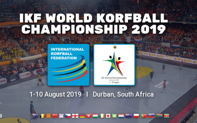 2019 IKF World Korfball Championship Finals: Belgium vs. Netherlands